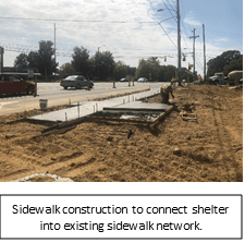 SidewalkShelterConstruction
