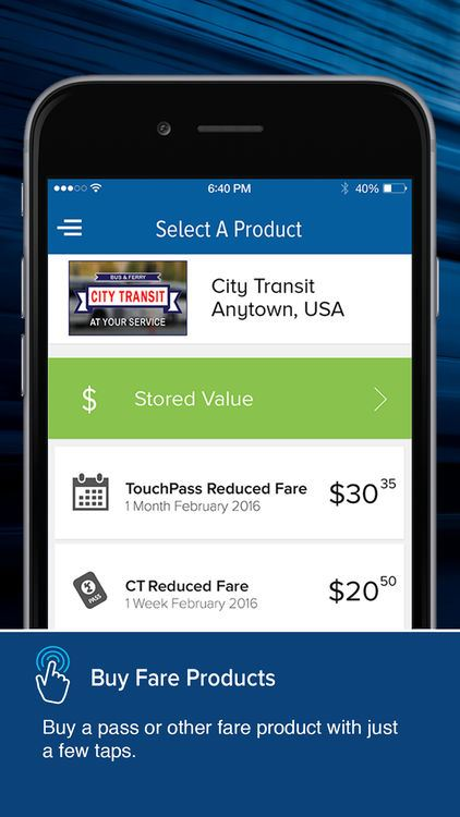 TouchPass Mobile App Preview 3