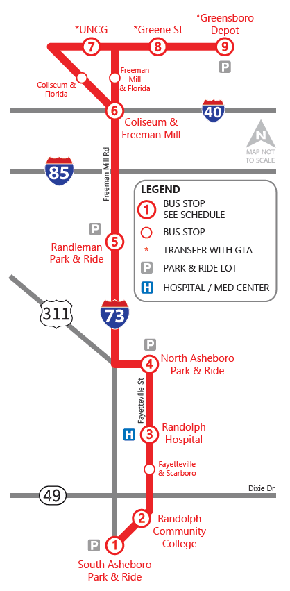 Route10map